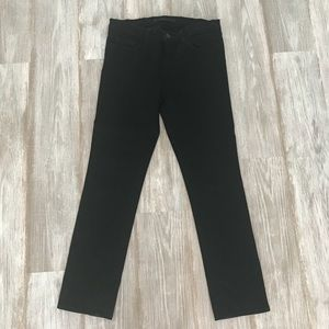 J Brand- Ankle Length Black Denim CLOSET CLOSING!